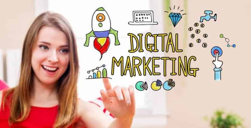 tesis de marketing digital