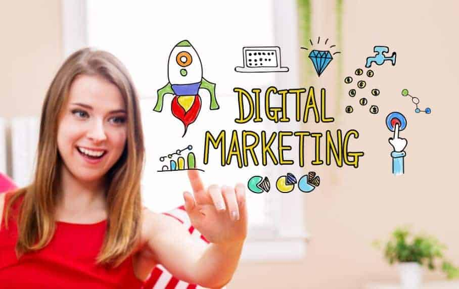 tesis de marketing digital