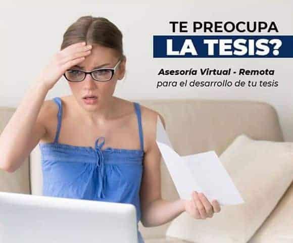 asesoria de tesis online